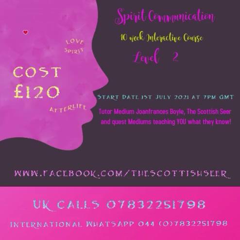 Spirit Communication Interactive Course